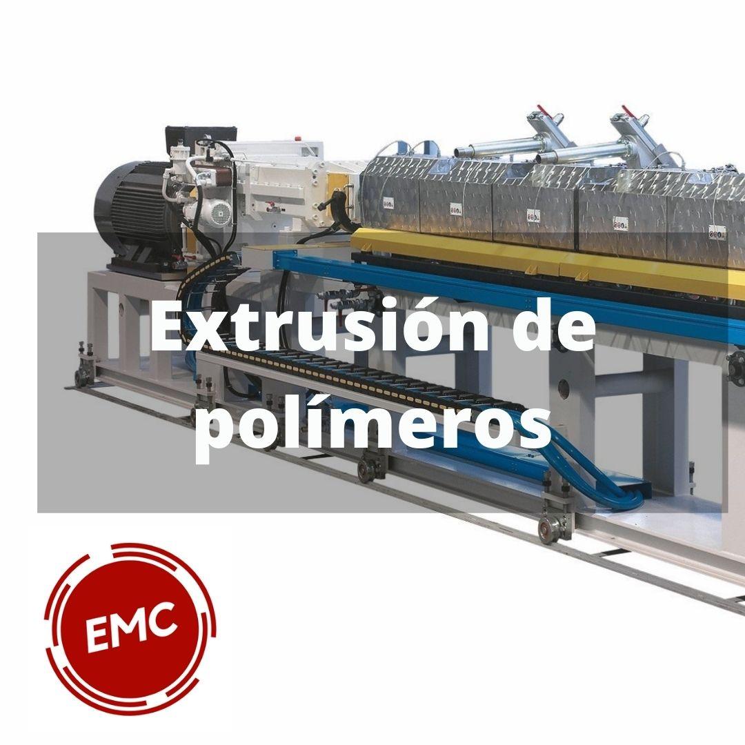 Extrusión de polímeros