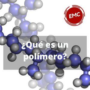 ¿Qué es un polímero?